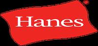 Hanes.com screenshot